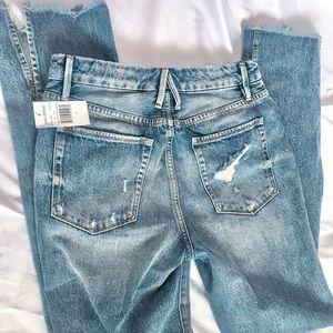 Good American Jeans - Good American Good Boy Blue316 Jeans